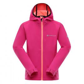 Dětská softshellová bunda Alpine Pro LODALO
