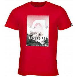 Pánské triko Alpine Pro ABIC 4