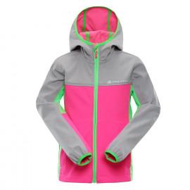 Dětská softshellová bunda Alpine Pro NOOTKO 3