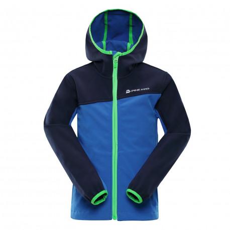 Dětská softshellová bunda Alpine Pro NOOTKO 4