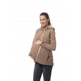 Dámská těhotenská bunda Alpine Pro STRAITA