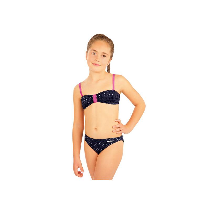 858b98d9d75 Dívčí plavky LITEX - Alpine STORE