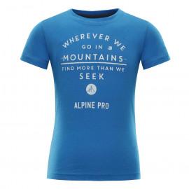 Dětské triko Alpine Pro IVARO