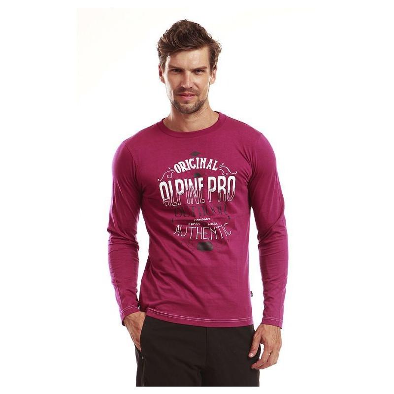 Pánské tričko s dlouhým rukávem Alpine Pro TEODORO - Alpine STORE cfa4535223