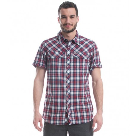 Pánská košile Alpine Pro BRINKER