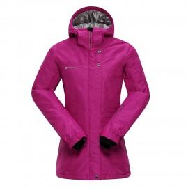 Dámská zimní bunda Alpine Pro SILEDEA 3