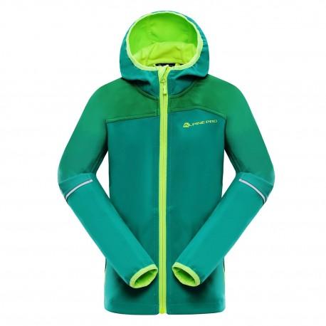 Dětská softshellová bunda Alpine Pro NOOTKO 2