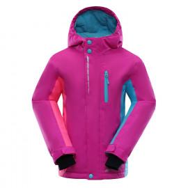 Dětská zimní bunda Alpine Pro WIREMO